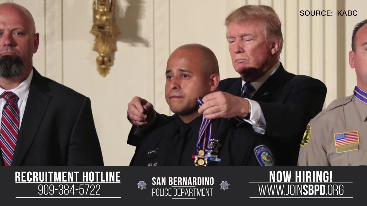 Join the San Bernardino Police Department today!