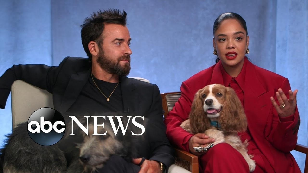 Download Justin Theroux and Tessa Thompson talk new 'Lady and the Tramp' roles l GMA