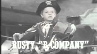 The Adventures Of Rin Tin Tin   TV intro