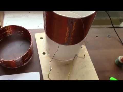 ДЛR#660. Измерения колебательного процесса после закрытия транзистора (практика)