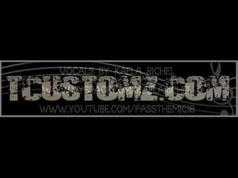 Ashanti Foolish Remix (produced by TCustomz) (vocals by Kaela Richel) Rnb Instrumental Beat w/ Hook