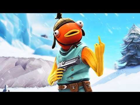 My new favorite skin in Fortnite...