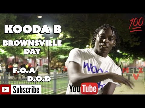 KOODA B SPEAKS ON HIS DANCE , HOW YOU DO THAT , WOOO & HIS HATERS