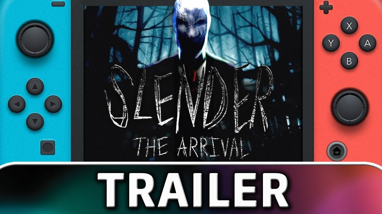 Slender: The Arrival is coming to Nintendo Switch