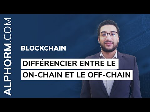 Différencier entre le On-Chain et le Off-Chain sous Blockchain
