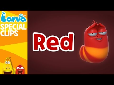 [Official] Red 2 - Main Character - Chracters from Animation LARVA