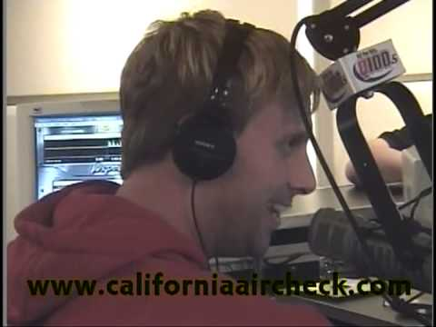 WWWQ Q-100 Atlanta Adam Bomb 2008 California Aircheck Video