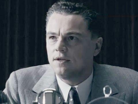 "J. Edgar ""The Lindbergh Law"" Movie Clip Official 2011 [HD] - Leonardo DiCaprio"