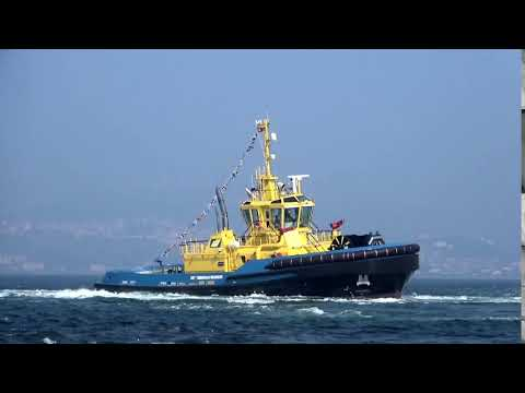 SAAM Smit Canada takes delivery of powerful escort tug