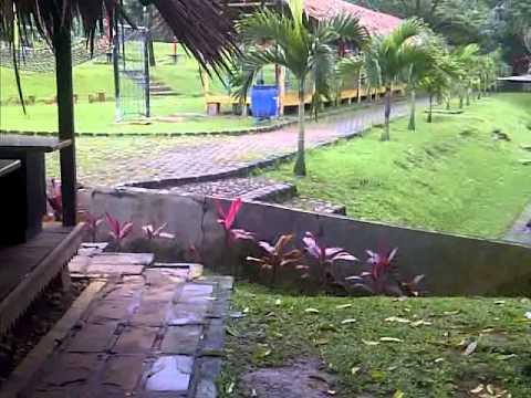 Wisata alam cibalung happy land bogor