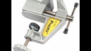Обзор тиски PD-374: видео обзор от Electronoff(Сегодня к нам на стол попали тиски для творческой работы PD-374, от ProsKit. Посмотрим все преимущества и недостат..., 2016-02-11T16:00:56.000Z)