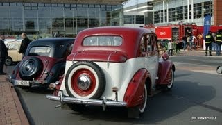 Opel Super 6 - 1936 - That only wedding limousine - Lodz Poland 2012