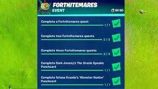 FortniteMares Event All Quęst - Fortnite