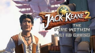 Jack Keane 2: The Fire Within PC Gameplay HD 1440p