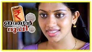 Indian Rupee Movie Scenes   Thilakan helps in fixing Mallika's marriage   Prithviraj