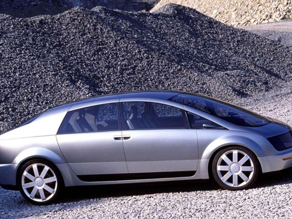3295 General Motors Hy Wire 2002 Prototype Car Youtube