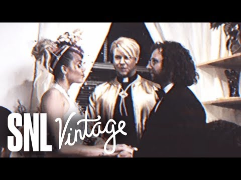 Miley Wedding Tape - SNL