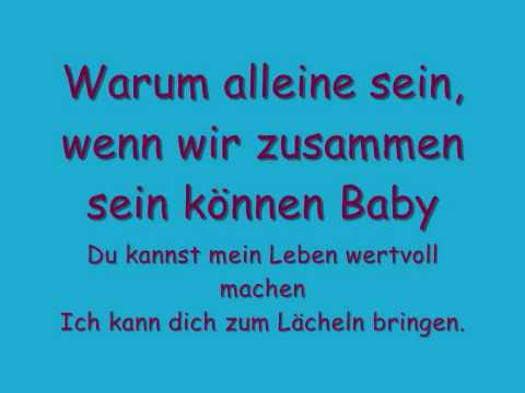 mr. big - to be with you deutscher text