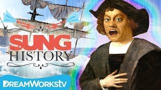 Christopher Columbus: This Land is My Land! | SUNG HISTORY