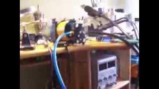 Самодельный насос для экспресс-замены масла в двигателе
