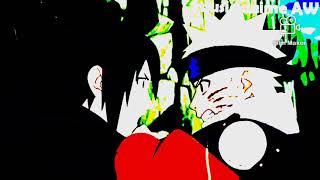 naruto vs sasuke amv - dj vaaste