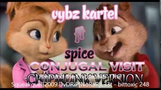 Vybz Kartel Ft Spice Conjugal Visit (Raw)CHIPMUNK VERSION