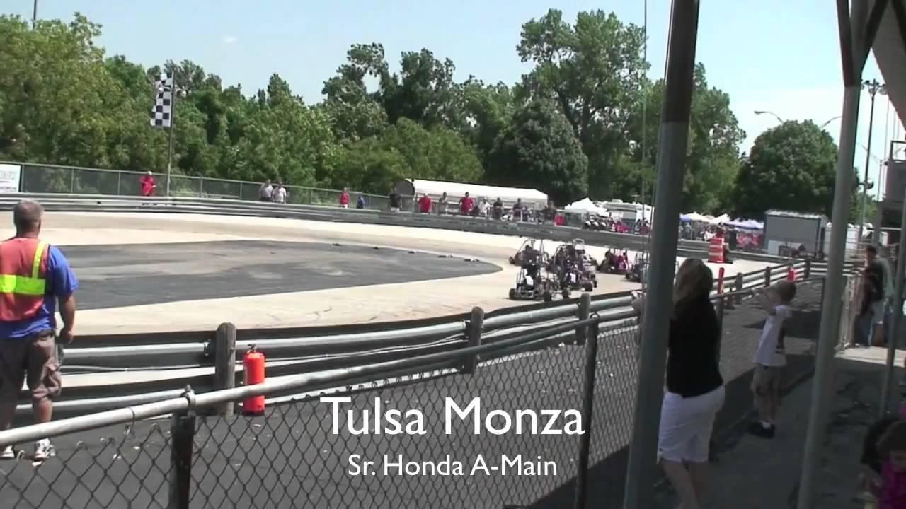 Tulsa quarter midget racing