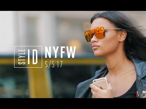 Style ID: NYFW S/S 17