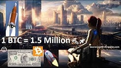 Bitcoin 1.5 Million USD 💰 - Mining Difficulty Proved ⛏️🚀😲