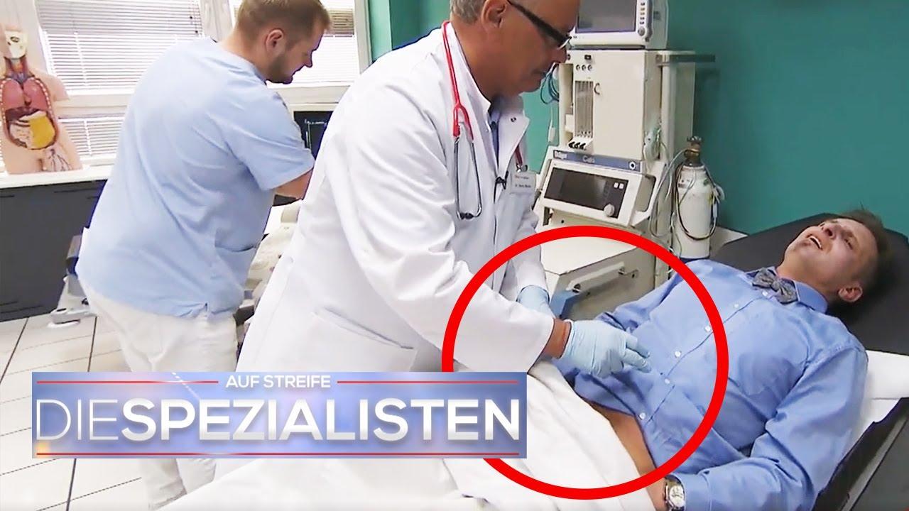 Peinliches P*nis-Geheimnis! Höllische Hodenschmerzen! | Die Spezialisten | SAT.1