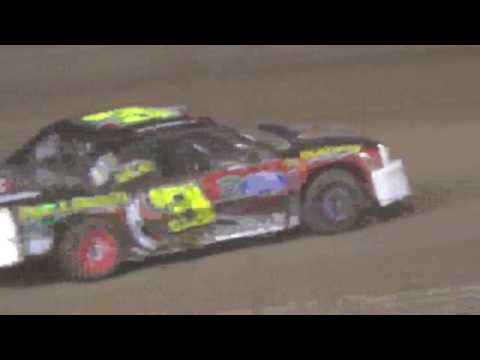 IMCA Stock Car Feature Luxemburg Speedway Luxemburg Wisconsin 5/5/17