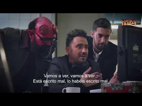 Tráiler SPANISH HELLBOY #SpanishHellboy