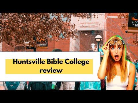 Do Not GoTo[Huntsville Bible College ]Before U Watch this video |Huntsville Bible College Review