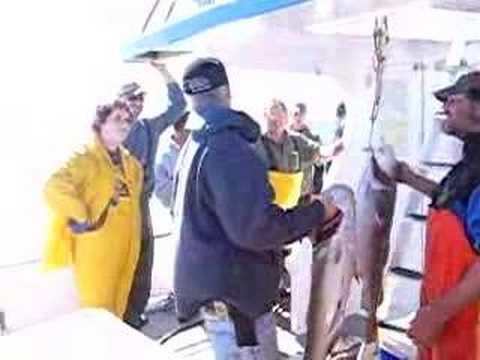 Al gauron fishing pease youtube for Al gauron fishing