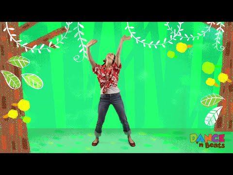 Preschool Learn to Dance: Rainforest Explorer