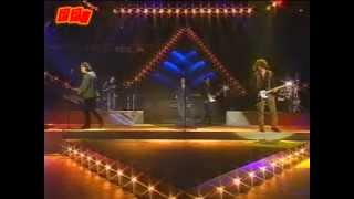 INXS, Beautiful Girl. Peters Popshow live