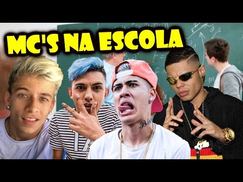 Mc's NA ESCOLA (Mc Lan, Mc Kevinho, Mc Fioti, Mc Pedrinho, MC Wm...)