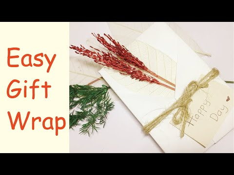 Mothers Day Gift Wrap | DIY Paper Crafts | DIY Handmade