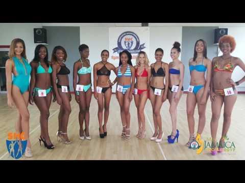 Miss Jamaica World 2017 - Audition #1