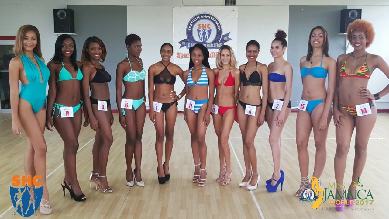 Miss Universe 2017 Candidates >> Miss Jamaica World 2017 - Audition #1 - YouTube