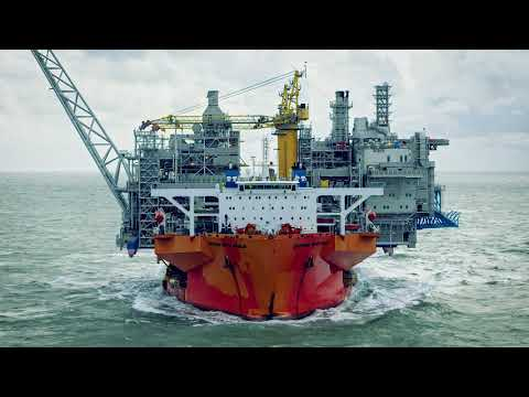 Boskalis - Aasta Hansteen Topside Transport and Installation