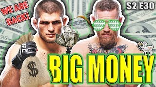 🔴 CONOR VS KHABIB TICKET PRICES + BELLATOR 204 FIGHT WEEK + ANDREA LEE ASSAULTED + MMA NEWS!