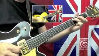 "How to Play ""I Wanna Be Your Man"" by The Beatles on Guitar - Lesson Excerpt"