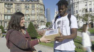 """Joven senegalés niega que rescatara a un hombre para conseguir """"papeles"""""""