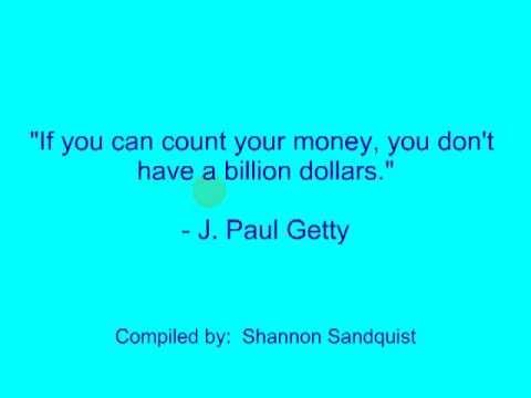 oil money quotes