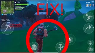 How to FIX the Fortnite mobile invisible inventory glitch!