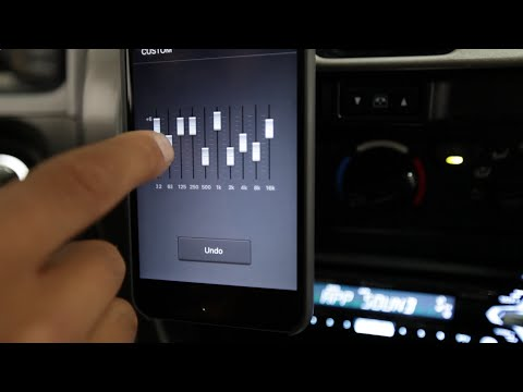 Sony SongPal - The easiest way to control your Sony car stereo