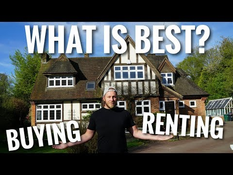 Buying or Renting - What is Best