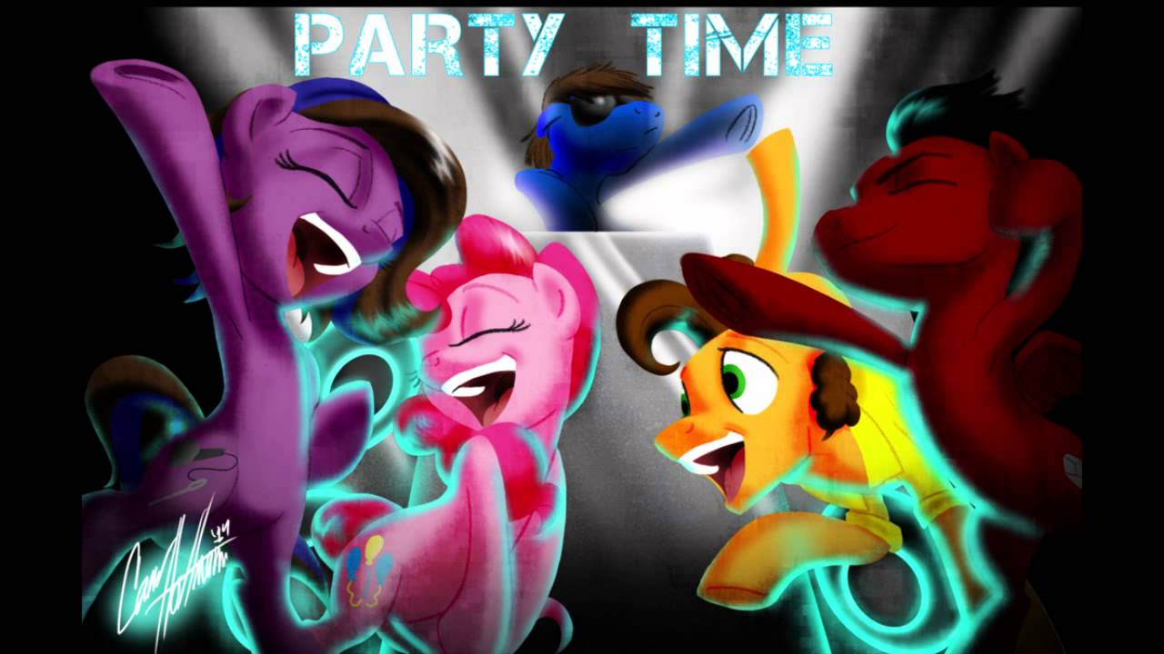 [Music] PARTY TIME (Owl City Parody)