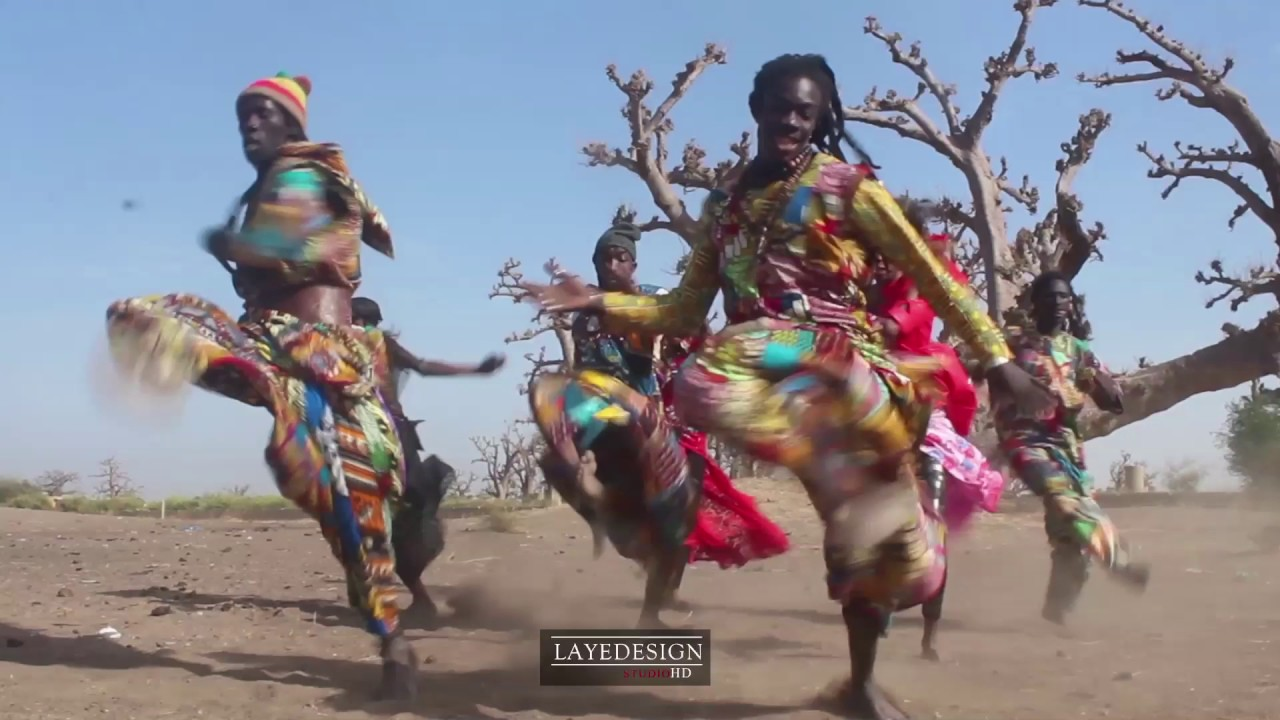 Eutou Ngeweul   AFRICAN NDIGUEL GROUP COMPANY ( video official)